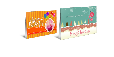 Short Run Custom Greeting Card Printing Low Cost Print Shop