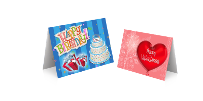 Custom greeting note card printing low cost print shop custom greeting card printing m4hsunfo