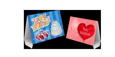custom greeting card printing - Custom Greeting Cards