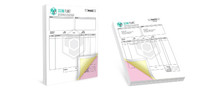 Custom NCR Business Form Printing