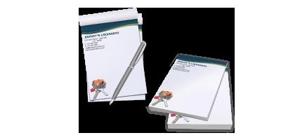 Custom Color Notepad