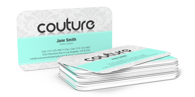 Rounded Corner Business Cards Low Cost Print Shop