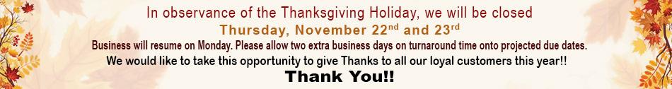 Celebrating Thanksgiving 2015